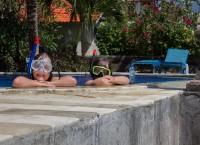 Svømmebasseng i Amed