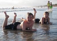 På Kuta Beach