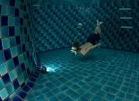 Gutten i dypet.