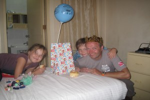 A happy birthday to Dad!